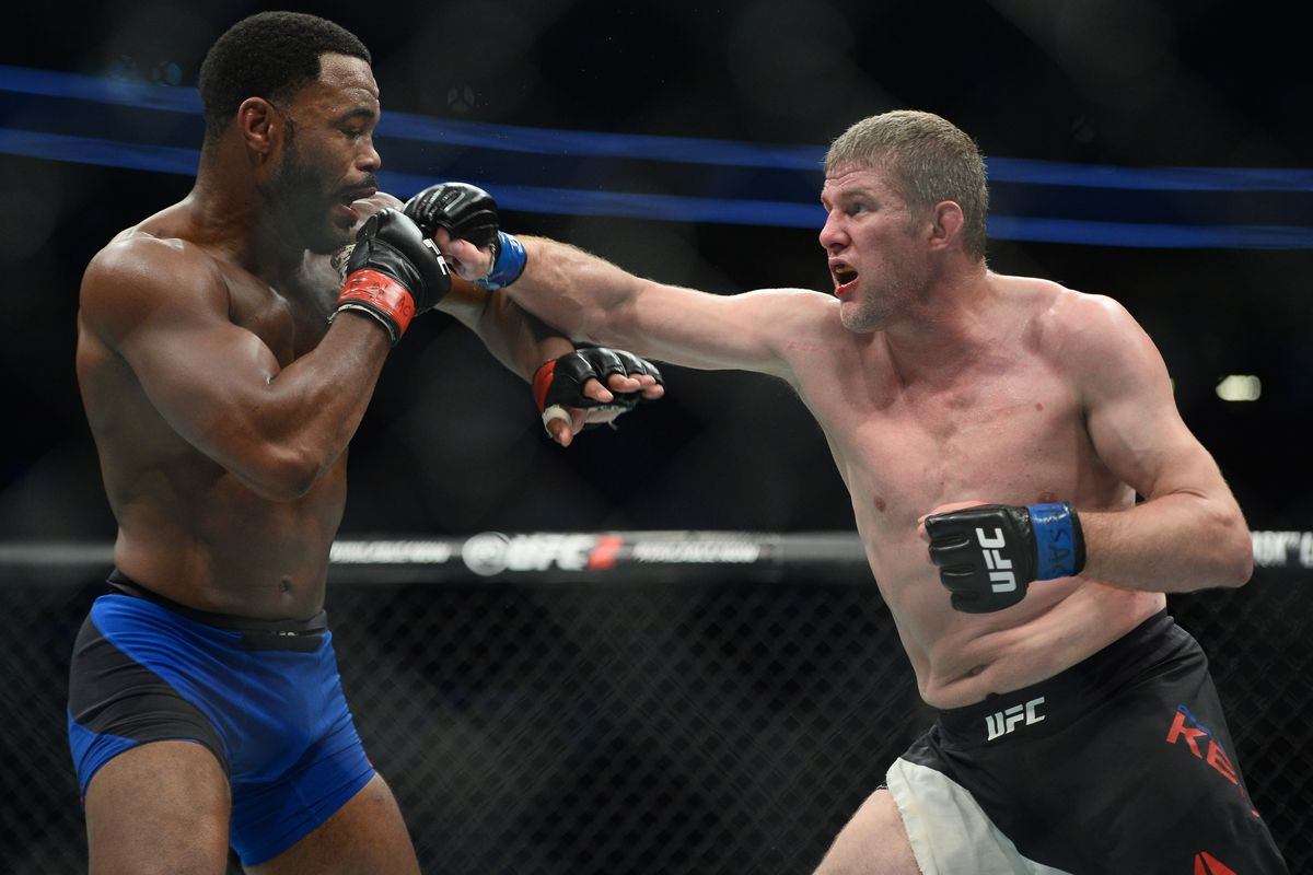 Dan Kelly Likely Done With UFC