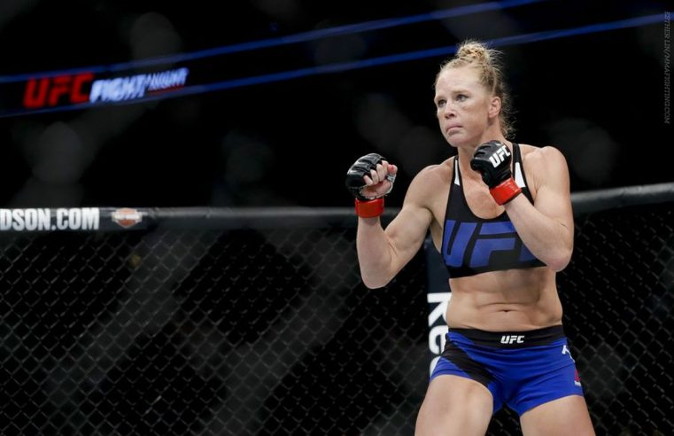 Negotiations Ongoing For Holly Holm To Face Amanda Nunes At UFC 237: Report
