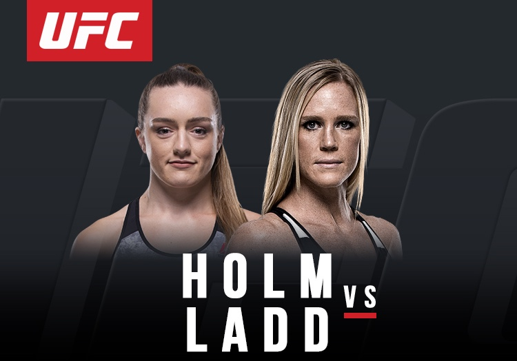 Manager Explains Why Holly Holm Won't Be Fighting At UFC 235