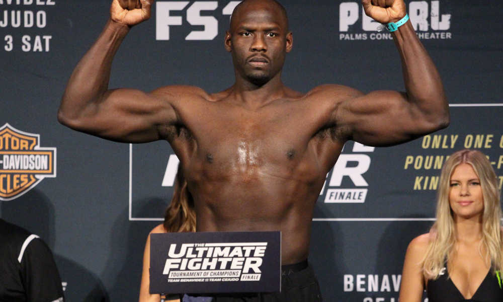 'I Can Knock Anderson Silva Out' – Jared Cannonier