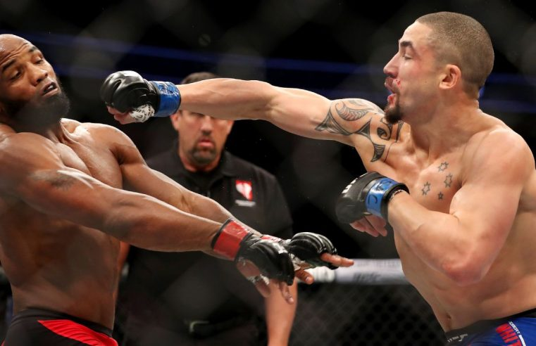 UFC: Robert Whittaker Is Finally Feeling Himself After Yoel Romero Bouts