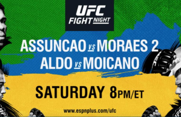 UFC Fortaleza Pre-Fight Videos