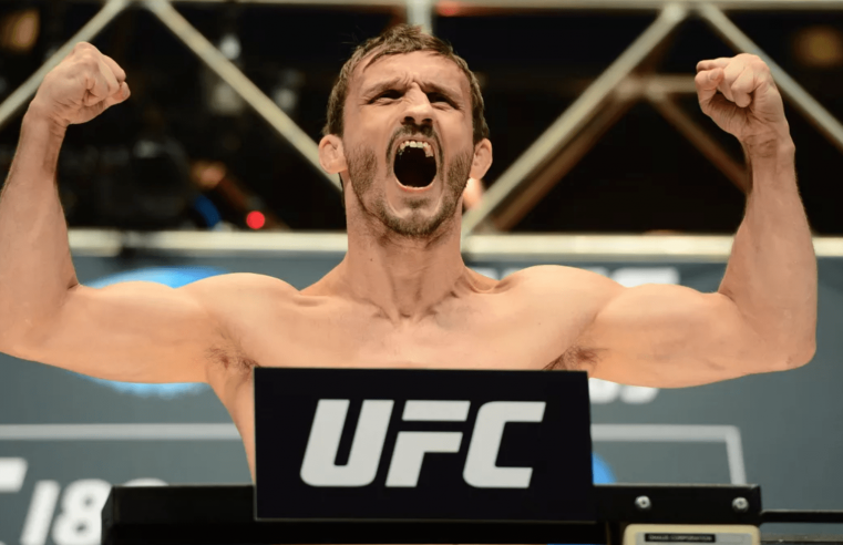 Brad Pickett On His Bare Knuckle Boxing Debut