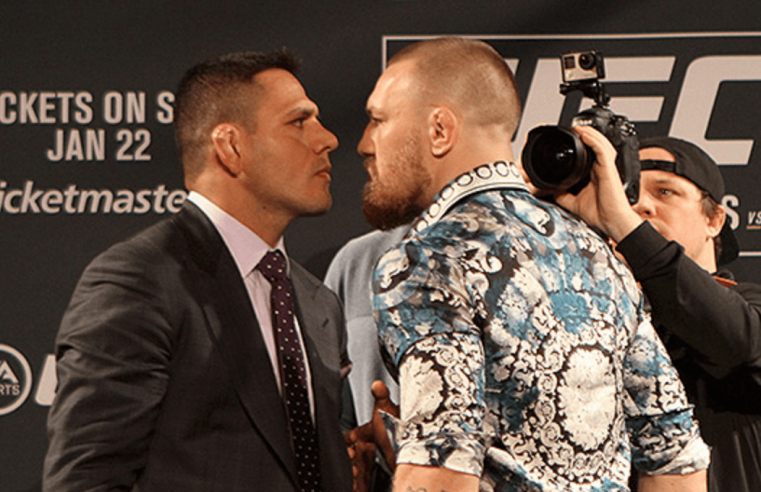 UFC: Rafael Dos Anjos Says He's A Bad Matchup For Conor McGregor