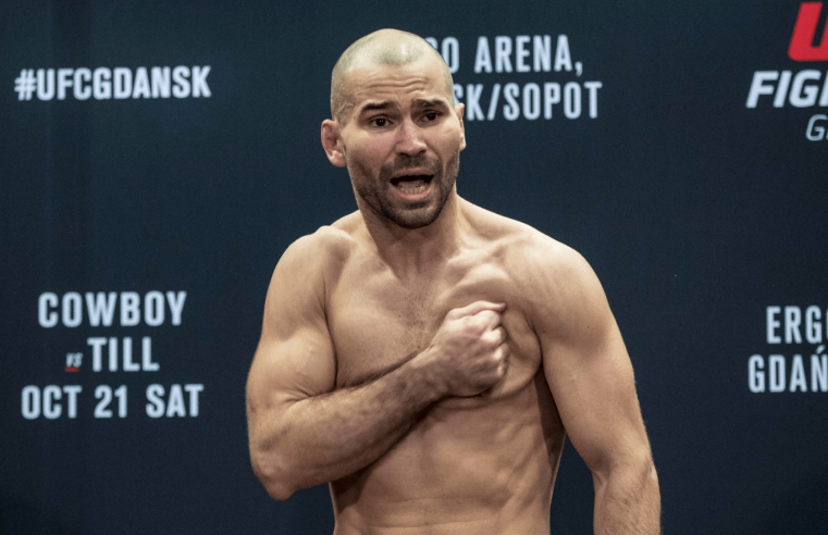 Artem Lobov Wants To Sign With KSW But Is Keeping His Options Open