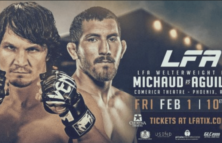 LFA 59 Results And Highlights