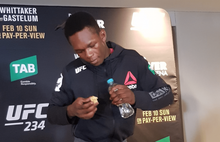 Adesanya: Costa Not Ready To Fight Me, Cannonier Is A Dark Horse