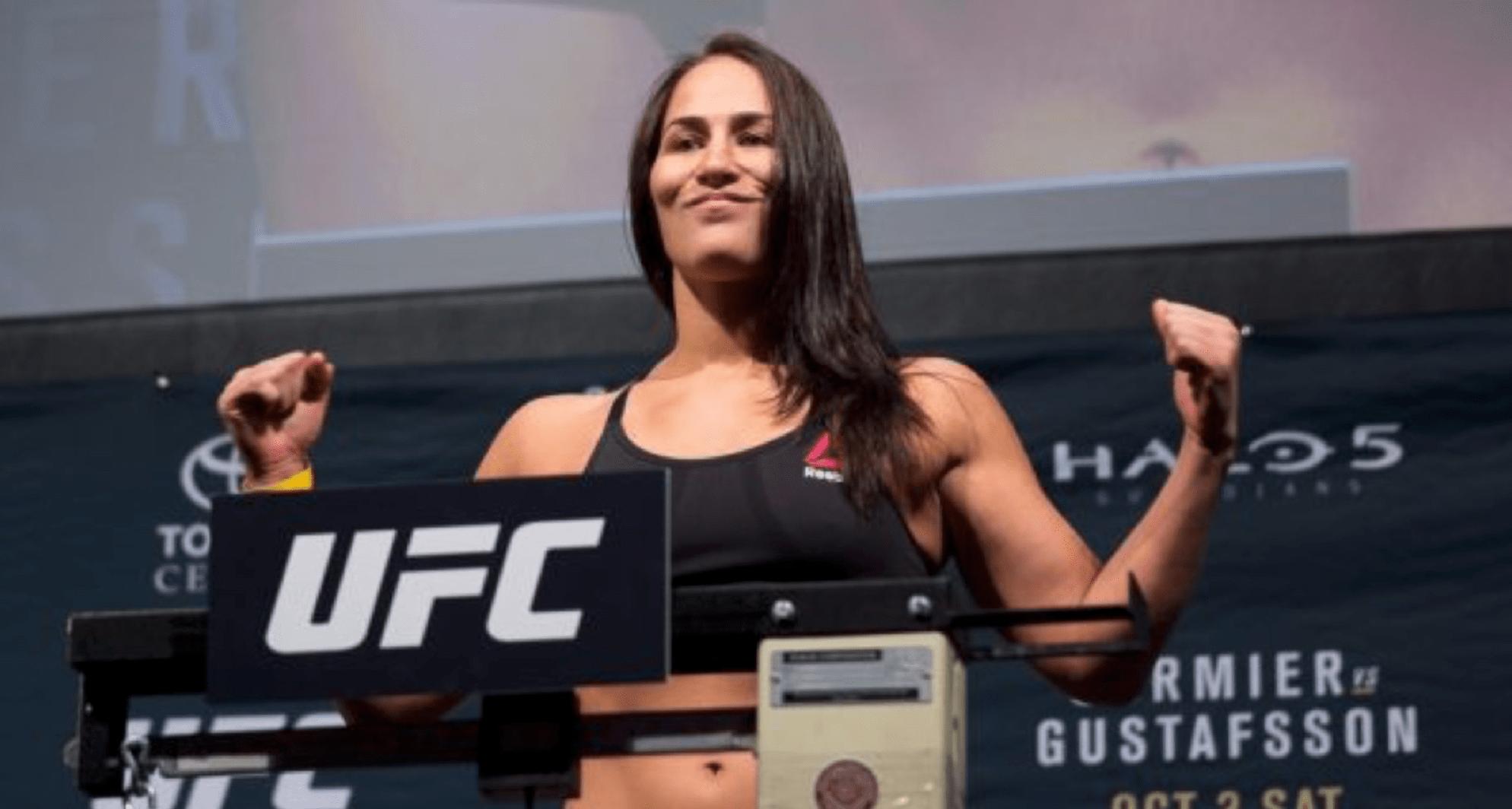 Jessica Eye Wants Valentina Shevchenko At UFC 238