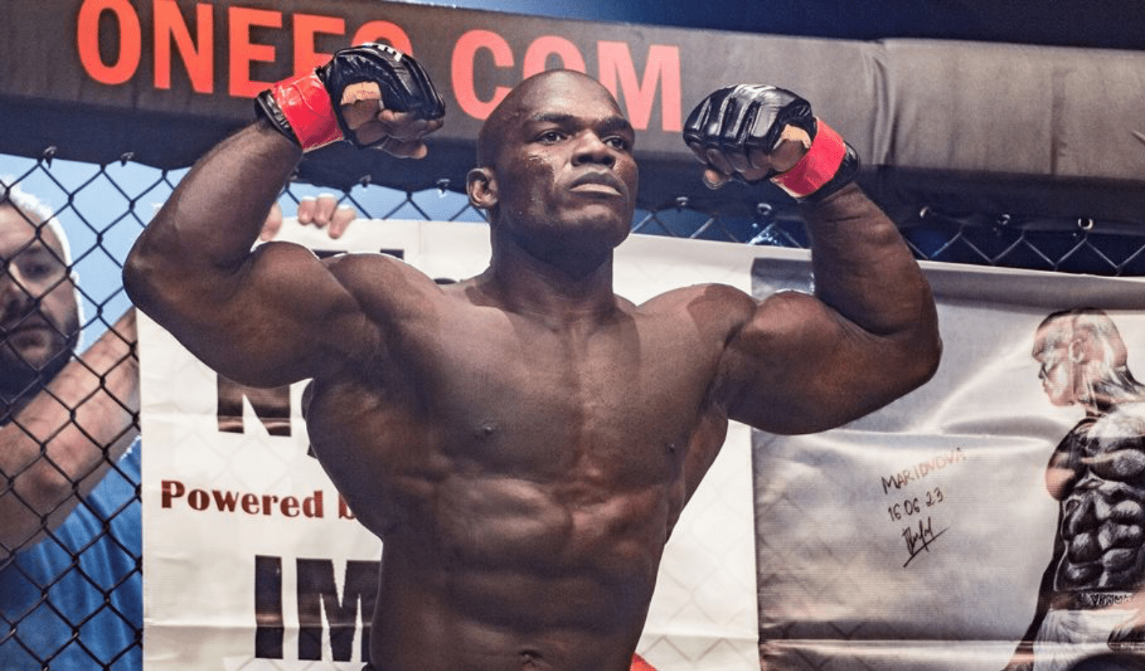 Alain Ngalani Can't Wait To Welcome Vitor Belfort To ONE Championship