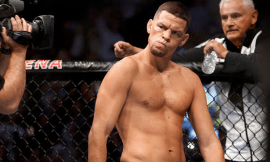 Nate Diaz Will Be Back Inside The Octagon At UFC Phoenix