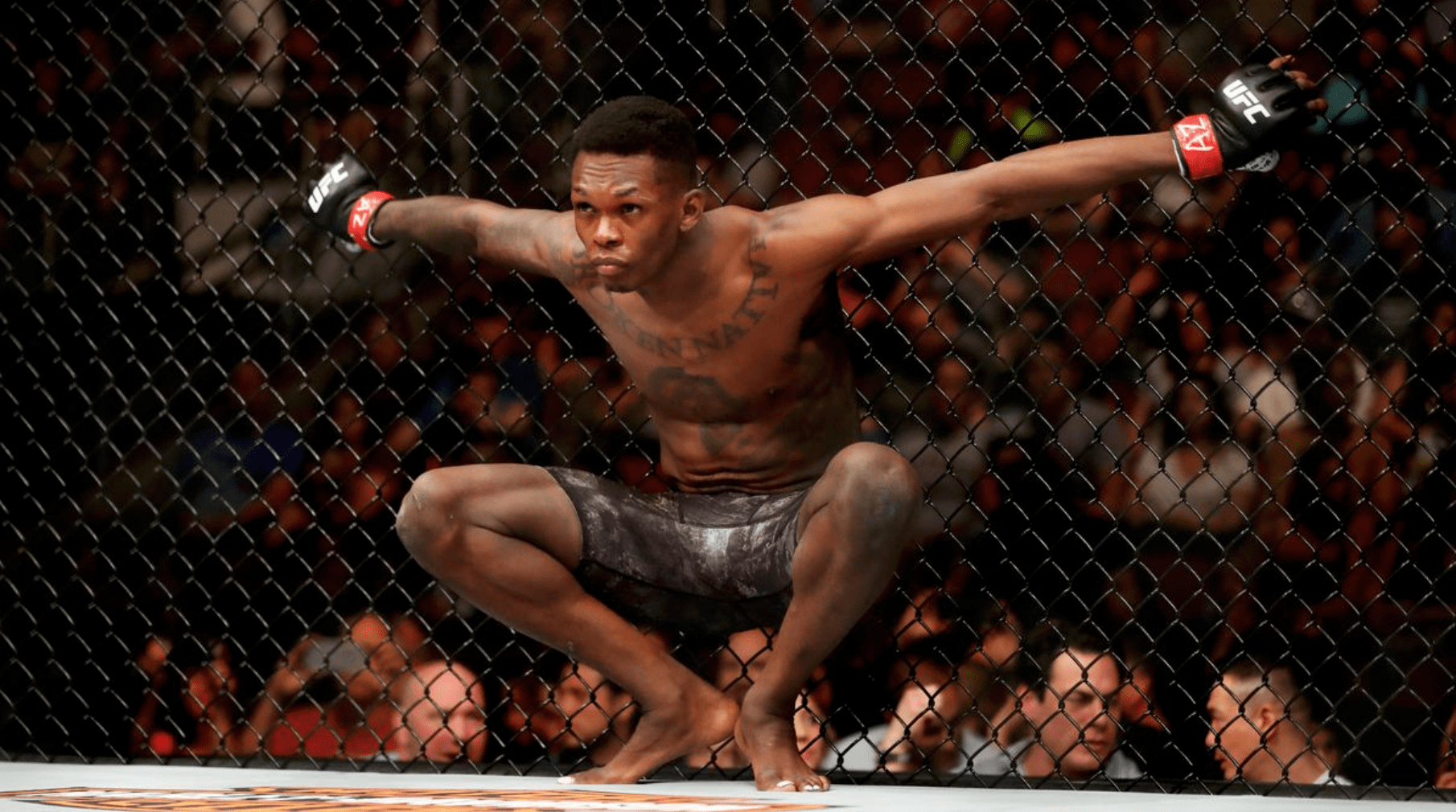 UFC: Israel Adesanya Responds To Yoel Romero And Jon Jones