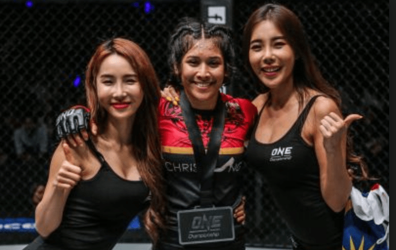 Jihin Radzuan Feeling Confident To Beat The Experienced Gina Iniong
