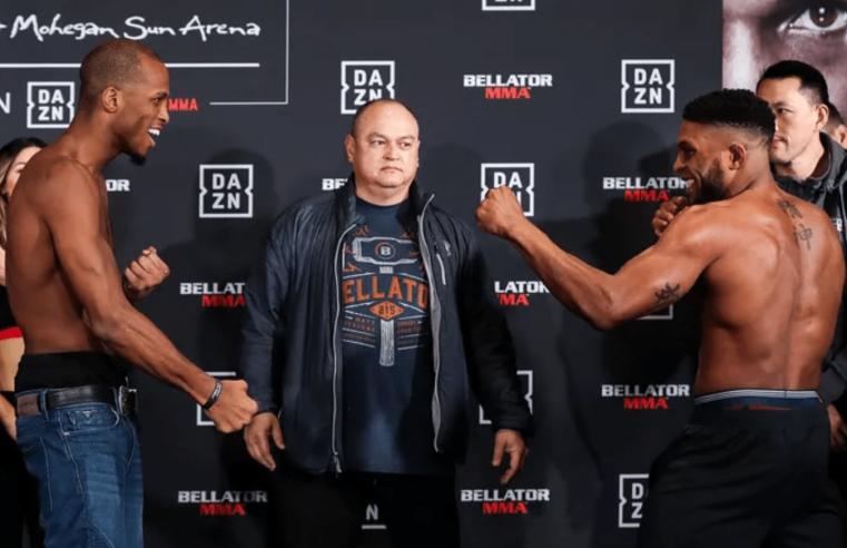Douglas Lima And Paul Daley React To 'MVP' Win At Bellator London