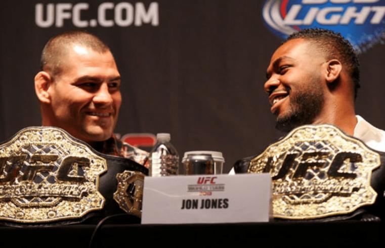Jon Jones Responds To Cain Velasquez