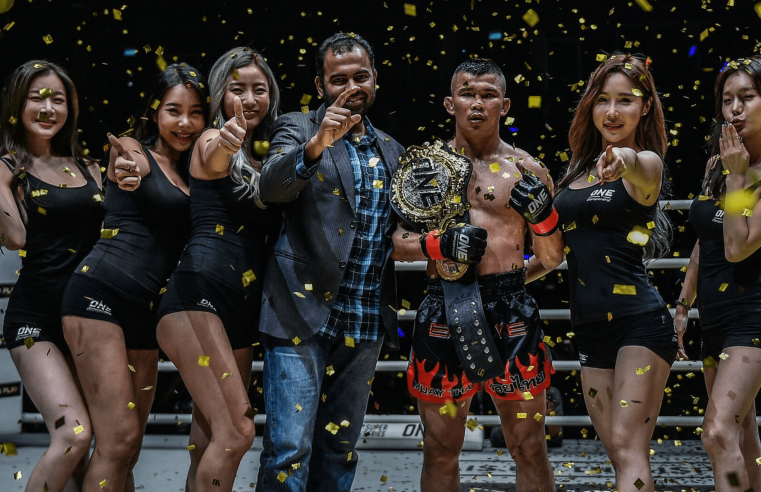 Nong-O Gaiyanghadao Defeats Han Zi Hao For World Title