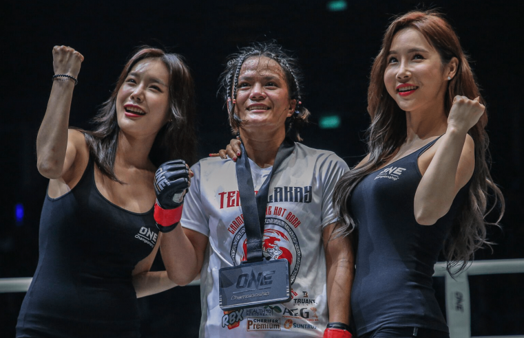 Gina Iniong Ready To Take On Anyone In The ONE Atomweight Division