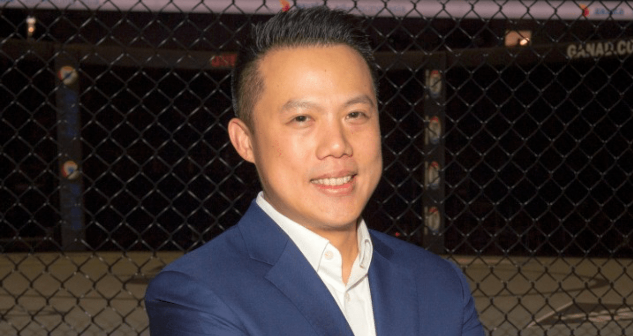 Hua Fung Teh Promoted To Group President At ONE Championship