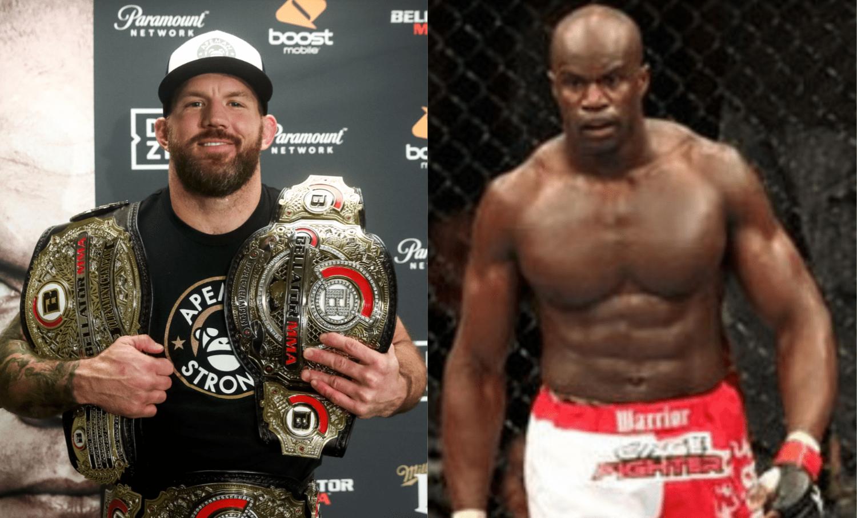 Ryan Bader And Cheick Kongo Trade Blows