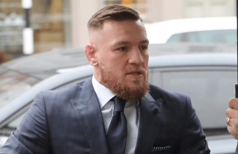 Conor McGregor Arrested (Updated)