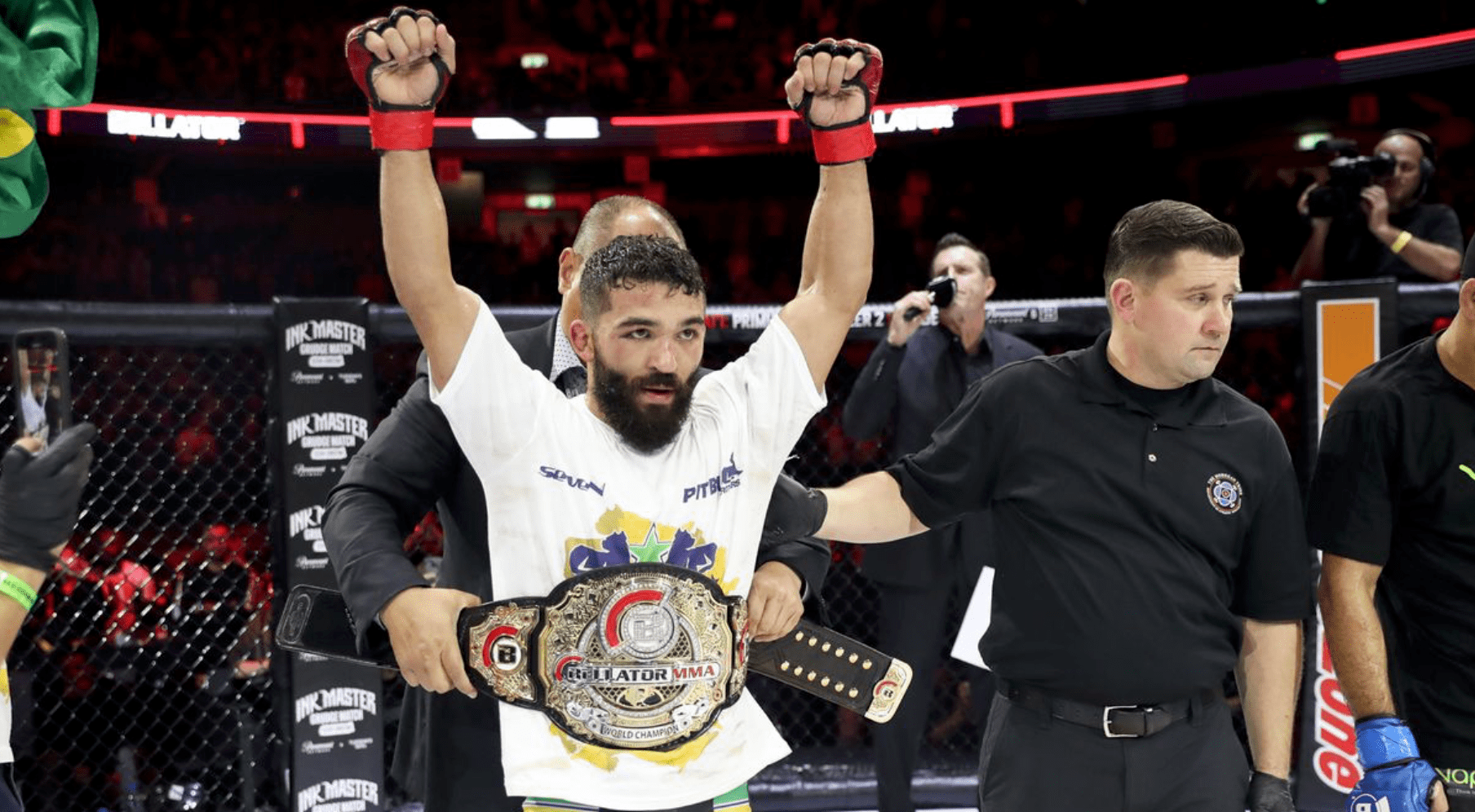 Bellator To Hold Featherweight Grand Prix In 2019