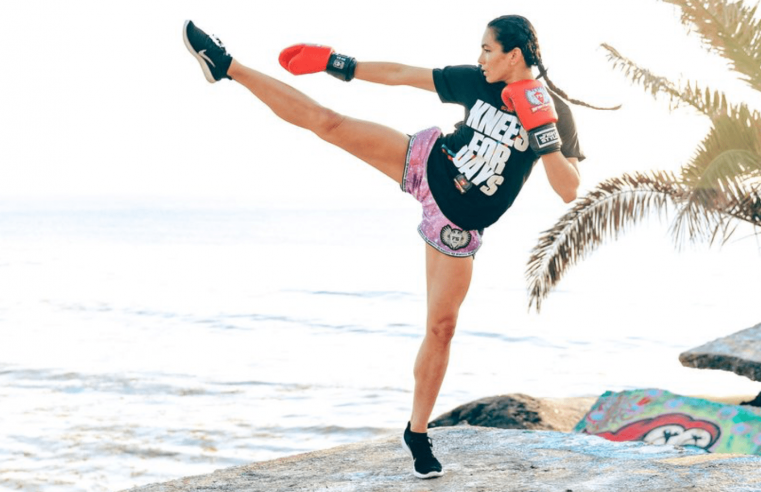 Janet Todd Wants To Inspire Young Martial Artists