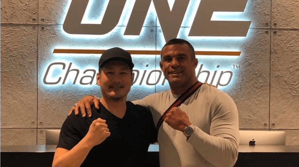 ONE Last Dance For Vitor Belfort