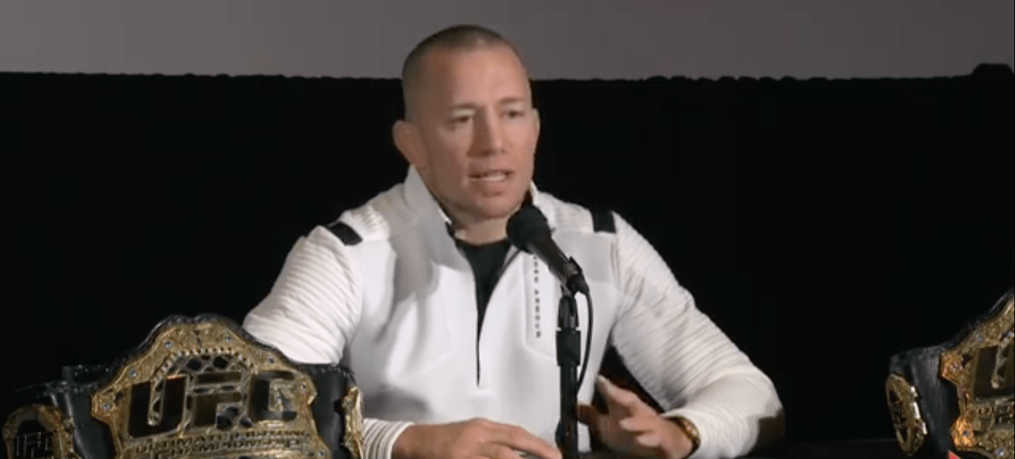 GSP Officially Announces His Retirement