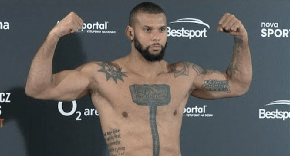 UFC: Thiago Santos Eyeing A Title Fight With Or Without Jon Jones