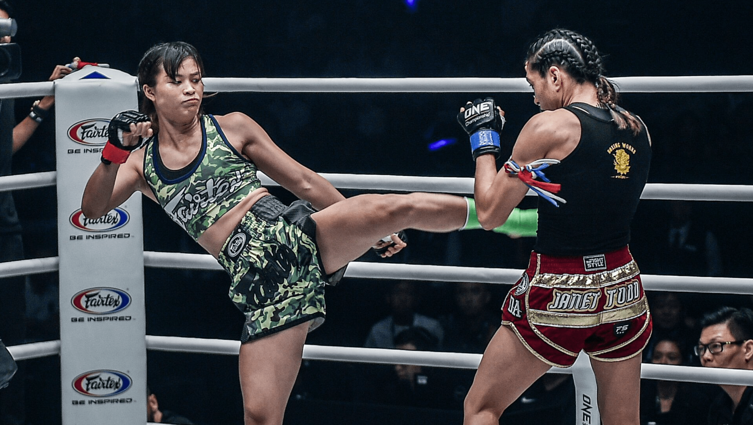Stamp Fairtex Opens Up On How She Deals With Stress