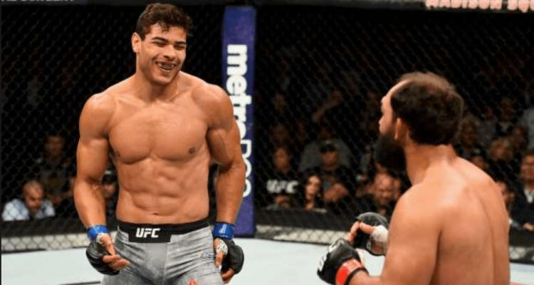 UFC Paulo Costa