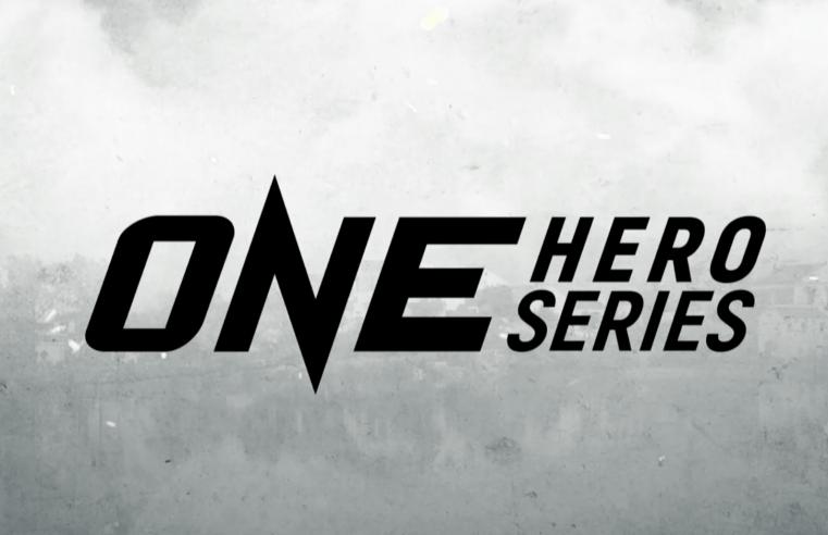 Full ONE Hero Series July Card