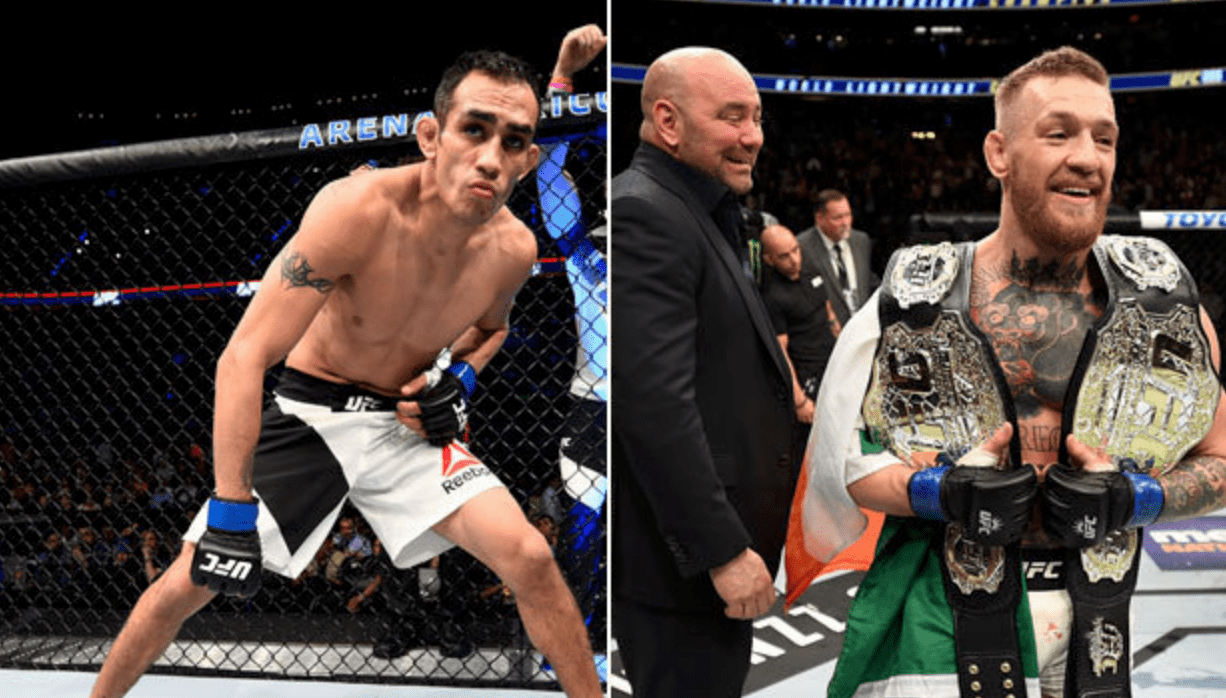 UFC: Tony Ferguson Is Not Interested In 'McNuggets'