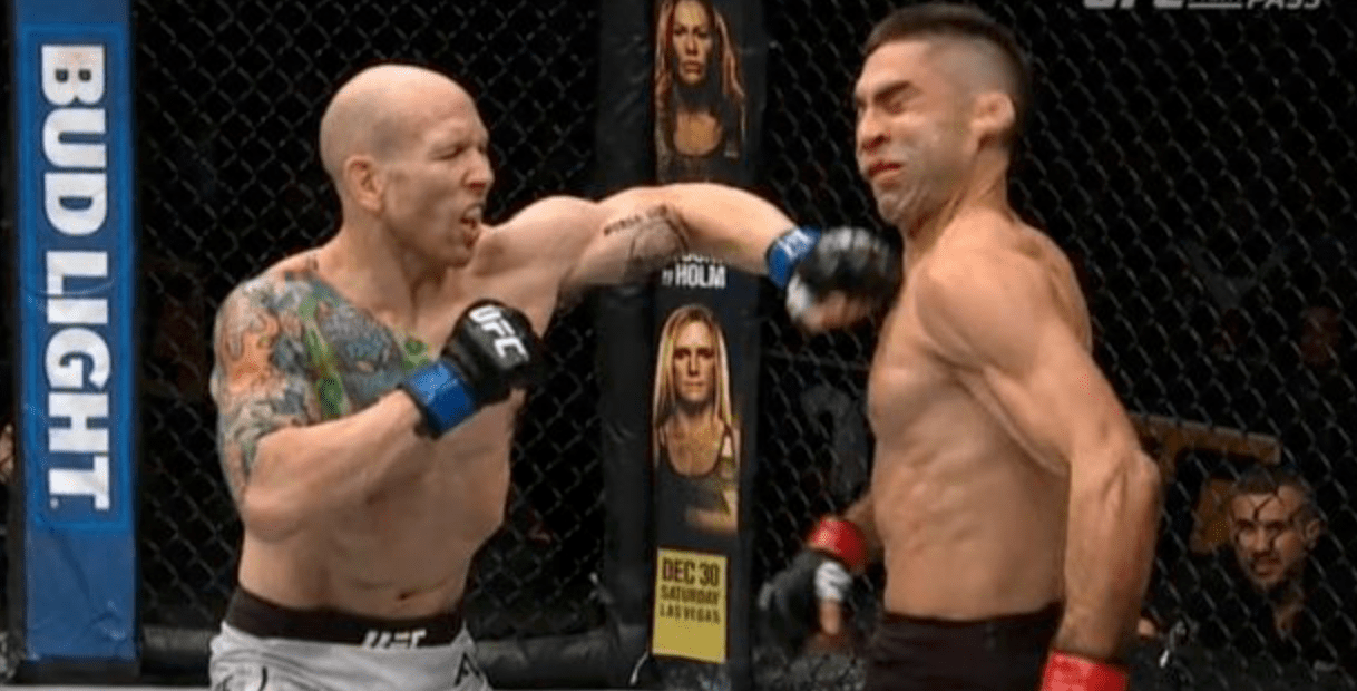 Two More Exciting Bouts Added To UFC Philadelphia