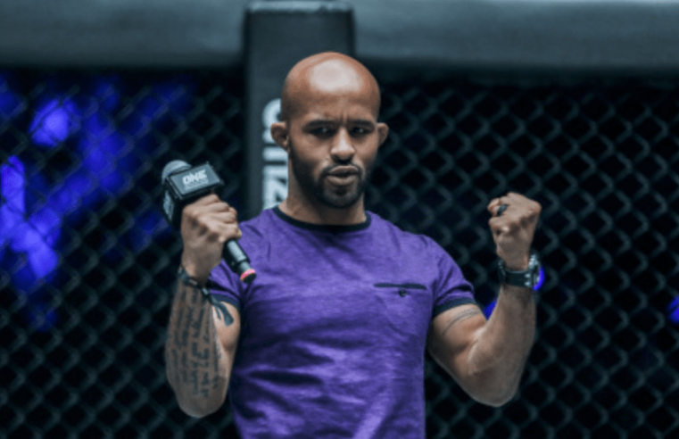 Demetrious Johnson on ONE Championship: I Love This Organisation