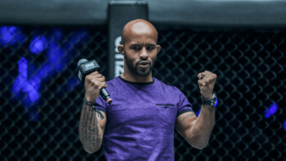 UFC ONE Championship Demetrious Johnson