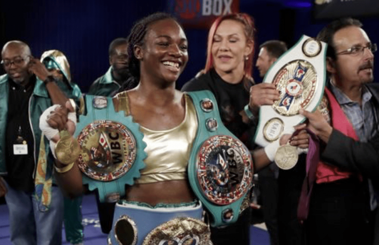 Claressa Shields Talks MMA Debut, Potential Kayla Harrison Fight