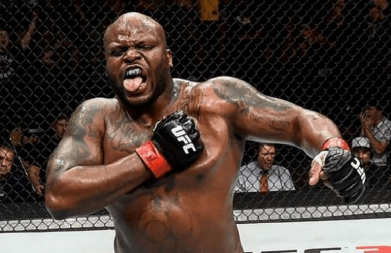 Derrick Lewis Calls Out Greg Hardy, Wants To Fight Him Next