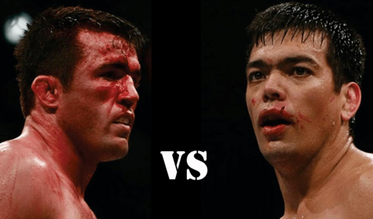 Chael Sonnen vs Lyoto Machida Set To Go Down This Summer