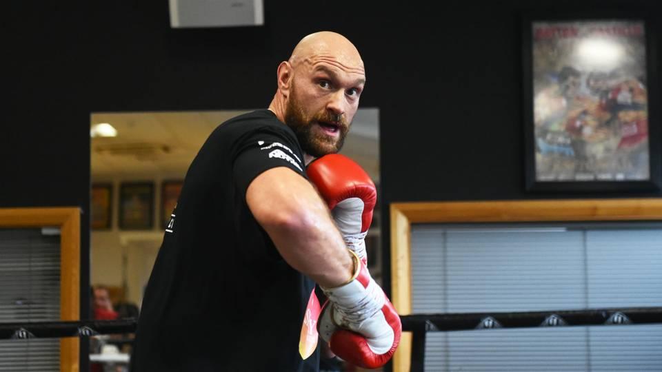 Tyson Fury To 'Massive Dosser' Deontay Wilder: Suck My Nuts