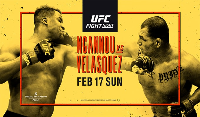 UFC Phoenix Pre-Fight Videos