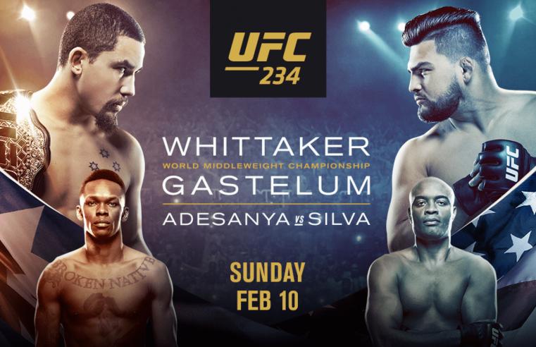 UFC 234 Pre-Fight Videos