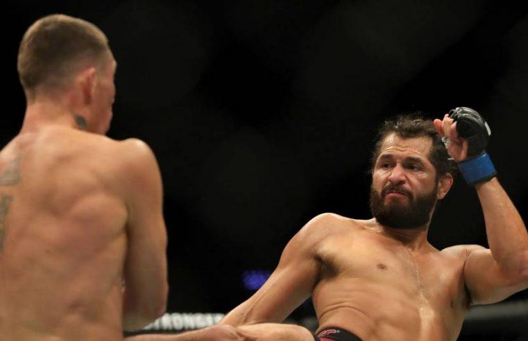 UFC: Jorge Masvidal Names His Hardest Hitting Opponent