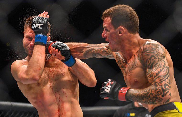 Renato Moicano Prepared To Replace Jose Aldo At UFC 237