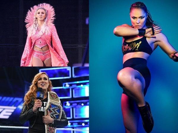 Ronda Rousey To Headline WrestleMania 35