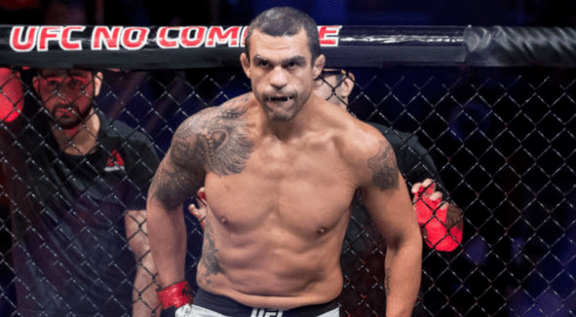 Vitor Belfort Opens Up On Past Mistakes