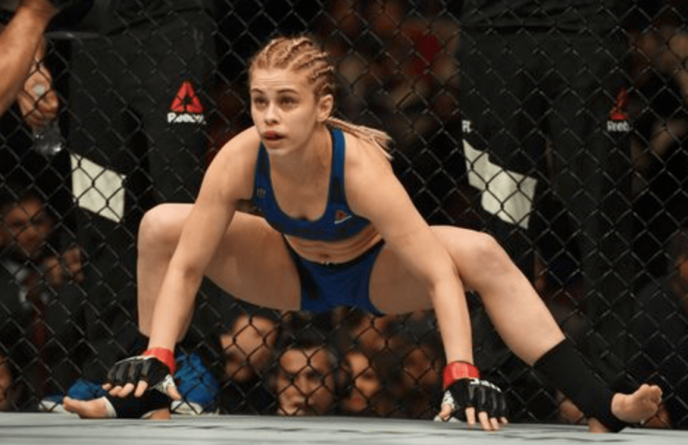 Paige VanZant Hits Back At Her Critics And Hints At Return To MMA