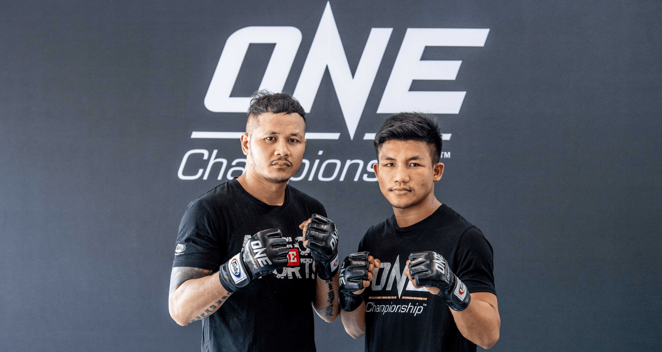 ONE Open Workout: Yodsanklai IWE Fairtex And Rodtang Jitmuangnon
