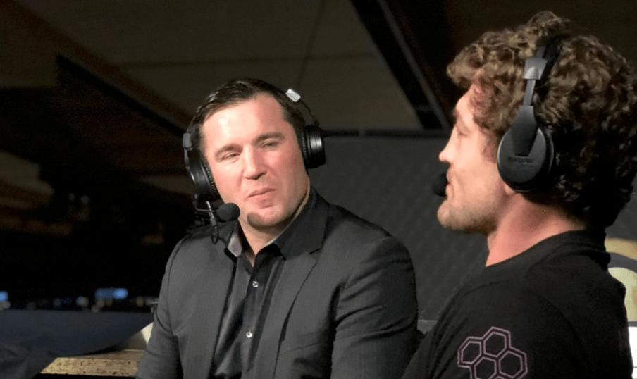 Chael Sonnen And Ben Askren Judge The Best Trash Talkers