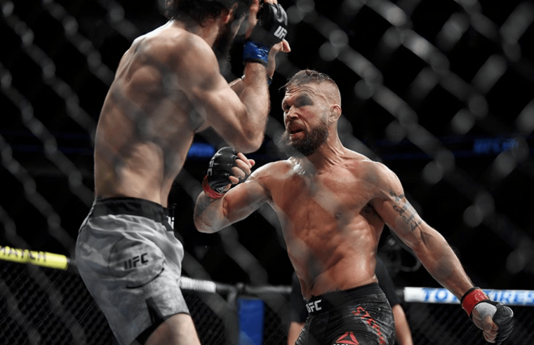 Jeremy Stephens Looking For Quick Return To The Octagon