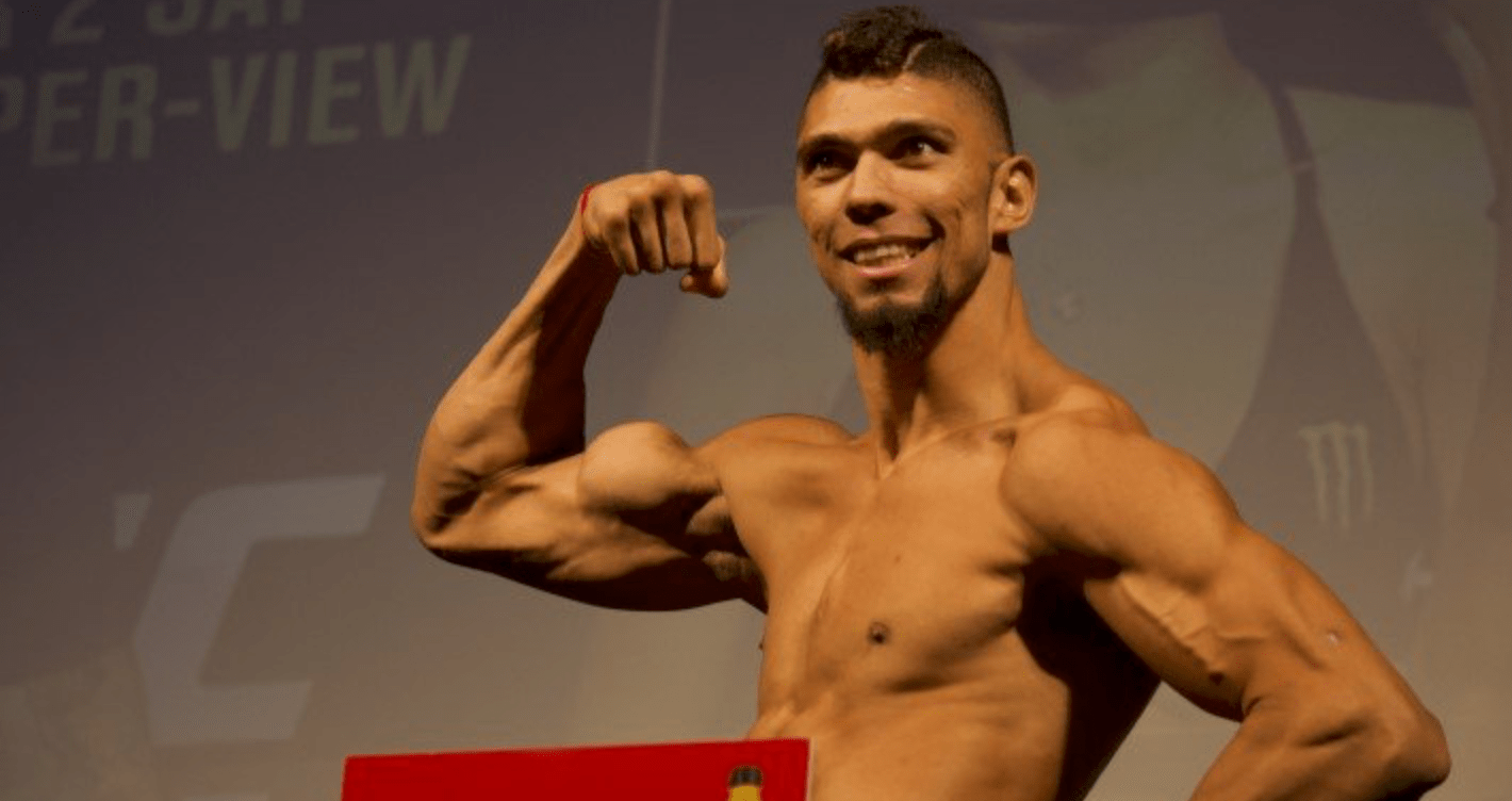 UFC: Johnny Walker Torn Between Training At Tristar And SBG